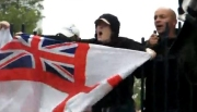 EDL one leicester